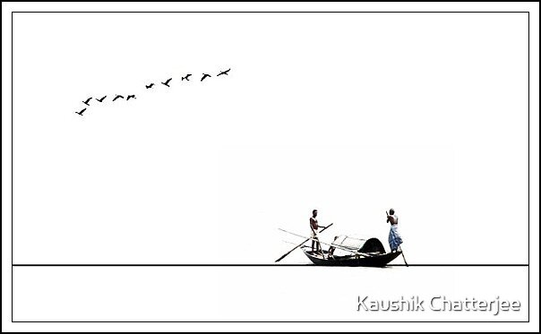 In the Deep by Kaushik Chatterjee