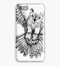 Owl Ink iPhone Case/Skin