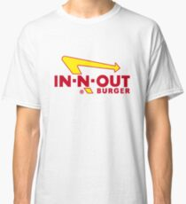 In Out Burger Merchandise Classic T-Shirt
