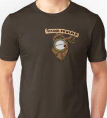 Steam Powered Heart - Steampunk t-shirts etc. T-Shirt