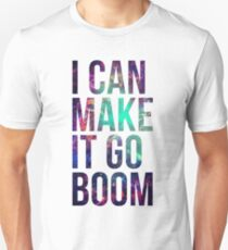 THE 100 RAVEN REYES BOOM QUOTE  Unisex T-Shirt