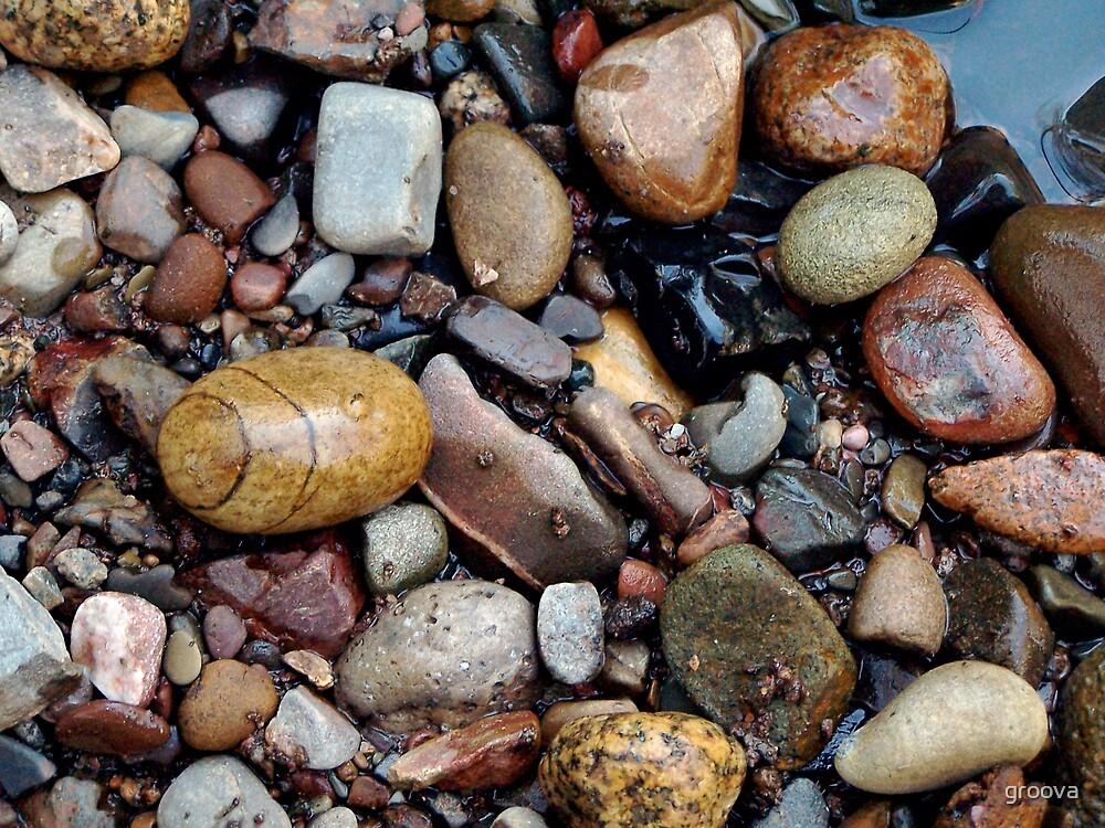 River Rocks by groova