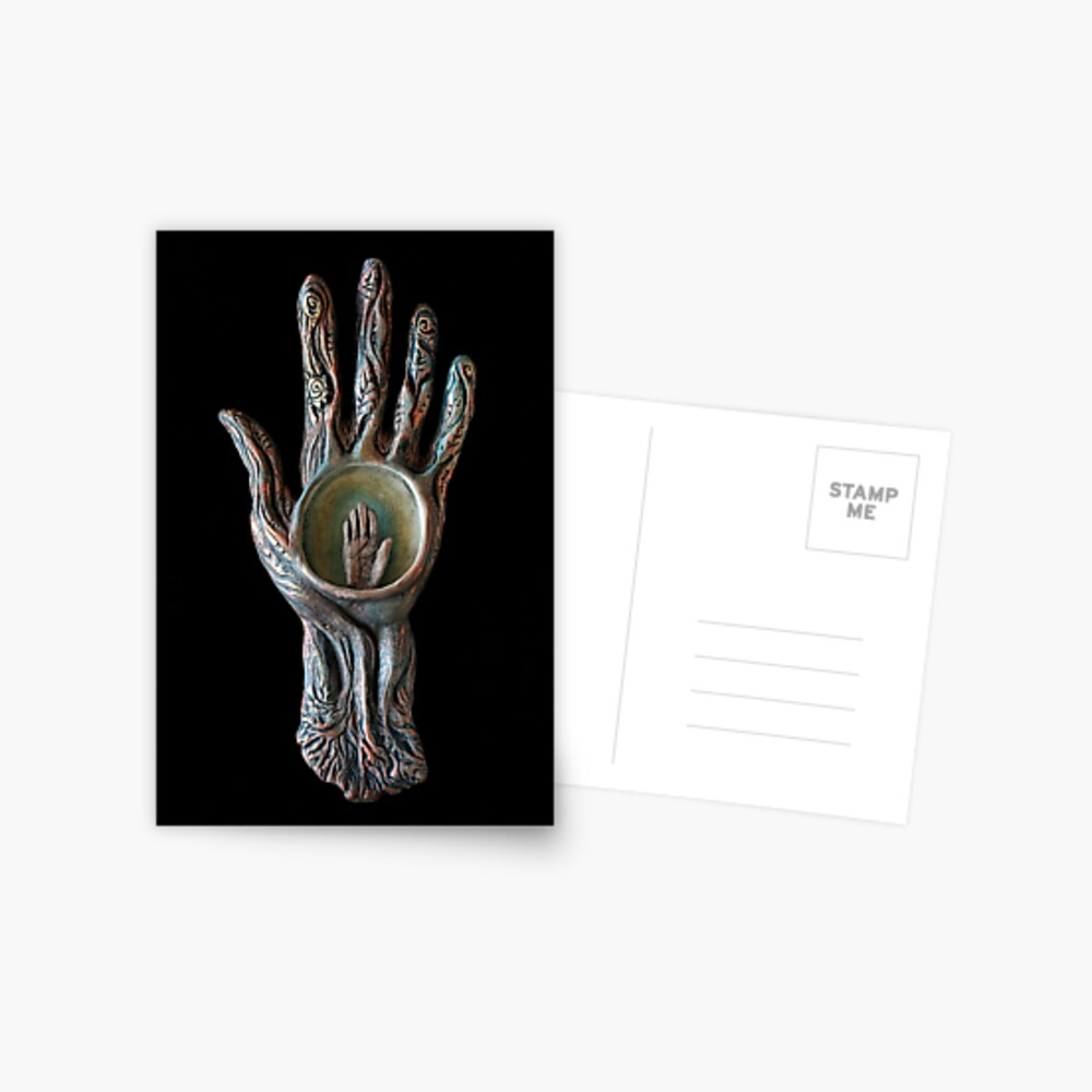 Open Receive Postcard