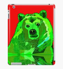 The Guard of Expression  iPad Case/Skin