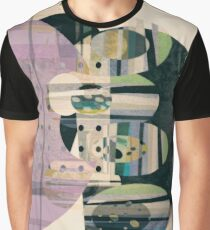 Converge abstract art Graphic T-Shirt