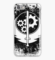 Brother hood of steel T-shirt iPhone Case/Skin