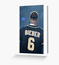 JB - Purpose Greeting Card