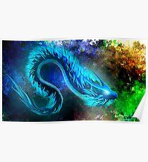 Magic Serpent Poster