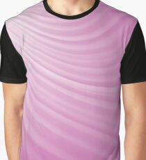 pink rays background Graphic T-Shirt