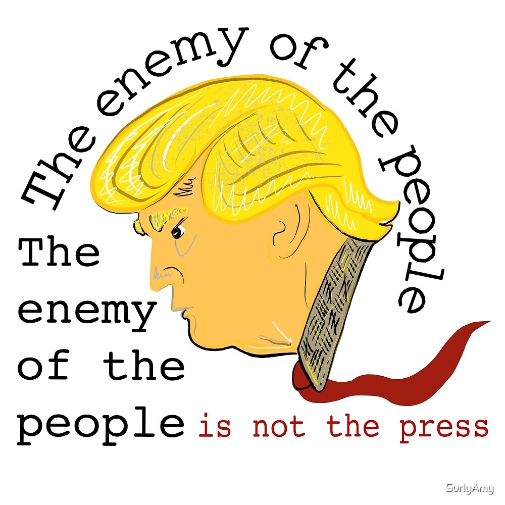 The Enemy of the People by SurlyAmy
