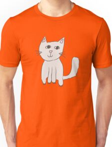 George The Fluffy Cat Unisex T-Shirt