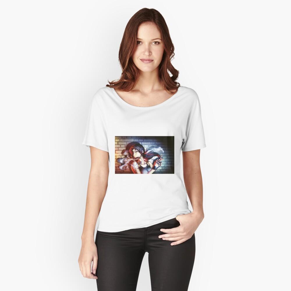 Revy Camiseta ancha