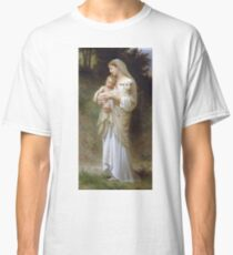 Adolphe William Bouguereau - Linnocence Classic T-Shirt