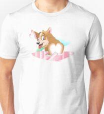 Corgi Valentine Unisex T-Shirt