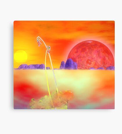 Embrace. Canvas Print