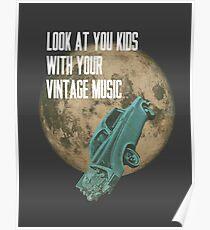 Retro Future Poster