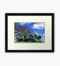 Ulysses S. Grant Memorial Framed Print