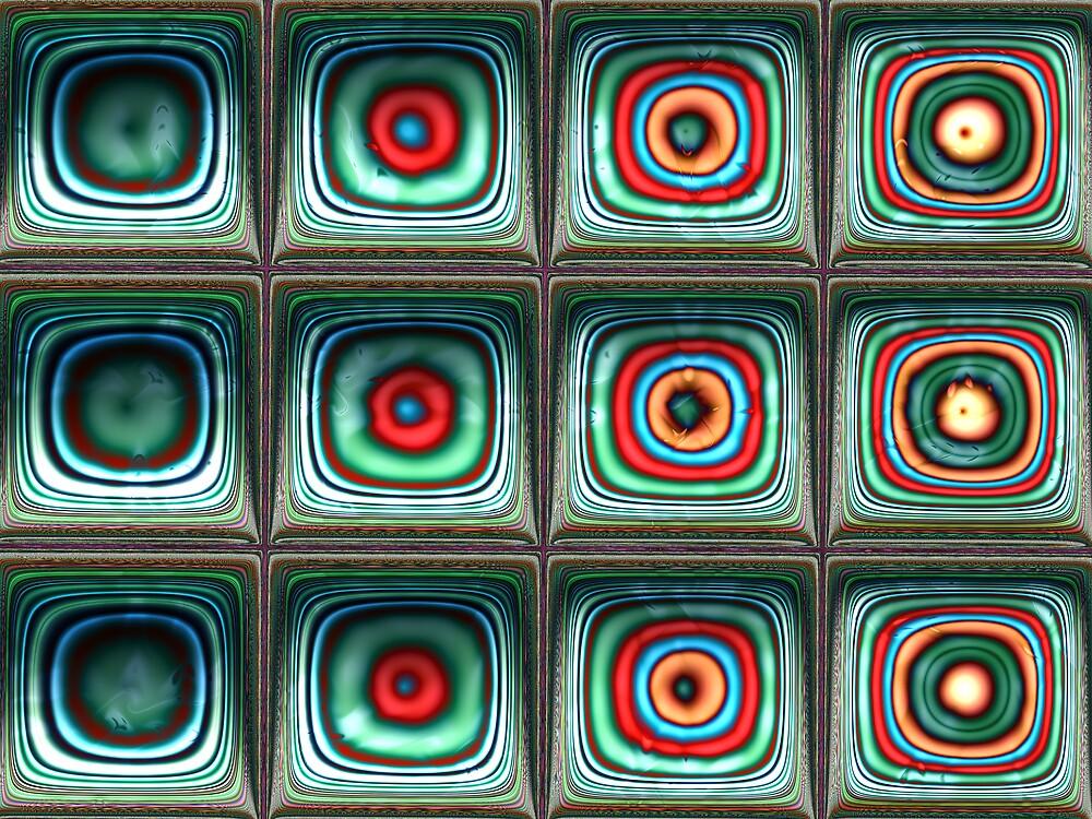 Squares 2 by Vicky Brago-Mitchell