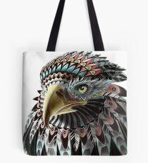 Mythical Eagle Shaman  Tote Bag