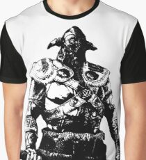 Weathered Raider For Honor Graphic T-Shirt
