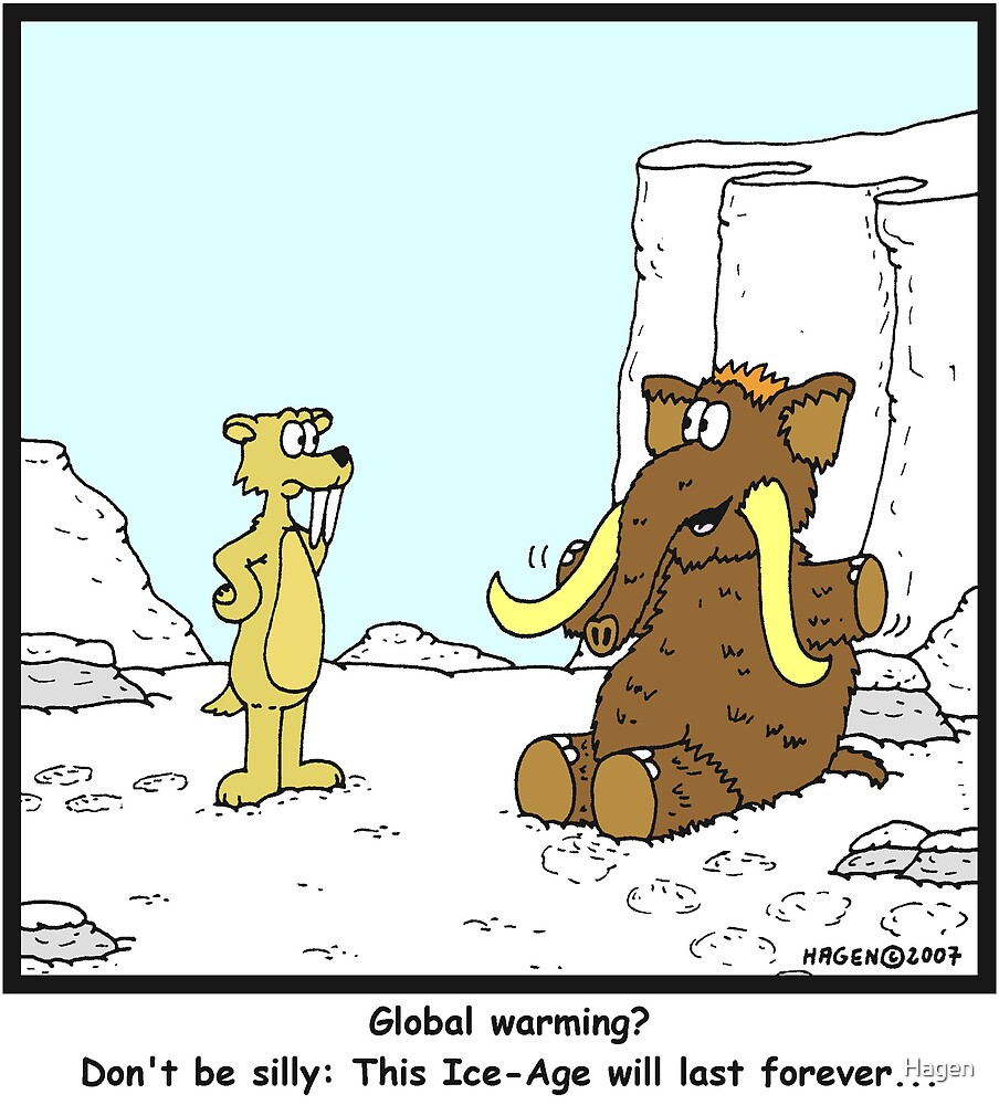 Global Warming by Hagen