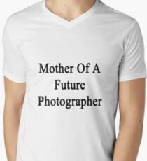 Mother Of A Future Photographer  T-Shirt