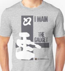 The Gadget (White) Unisex T-Shirt