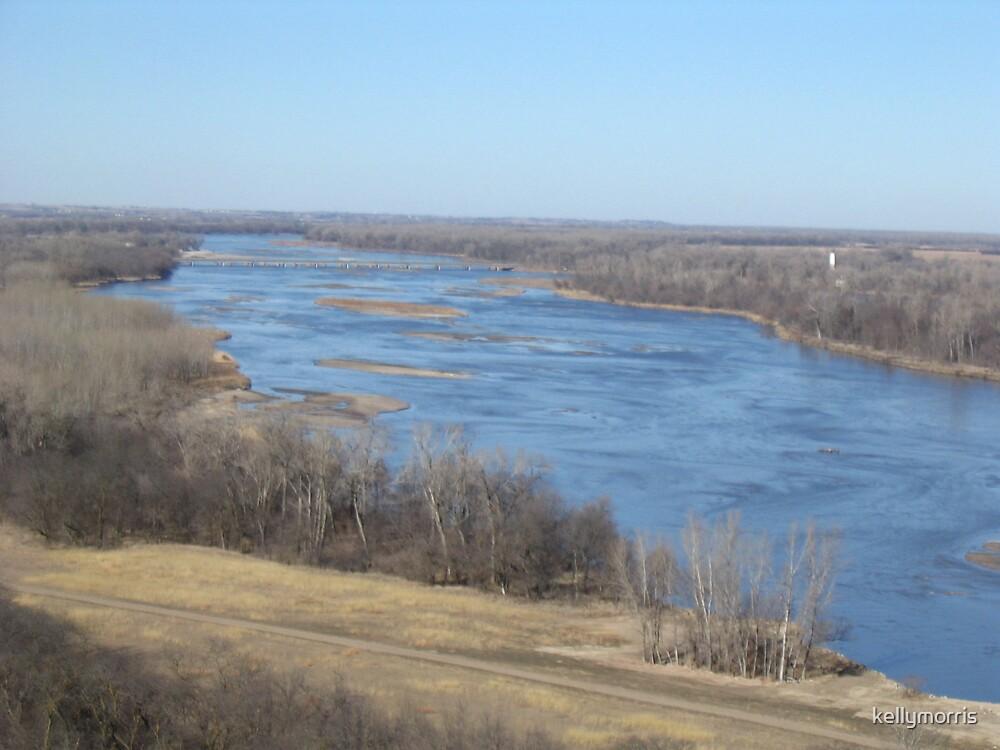 The Platte River 1 by kellymorris