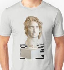 TRUDEAU VAPORWAVE JUSTIN PRIME MINISTER CANADA PCM MEMES Unisex T-Shirt