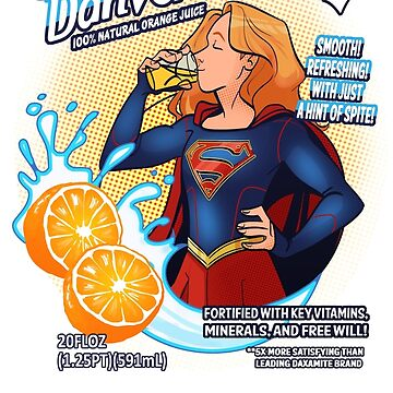 Sunny Danvers by comickergirl