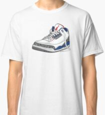 "Air Jordan 3 (III) ""TRUE BLUE"" Classic T-Shirt"