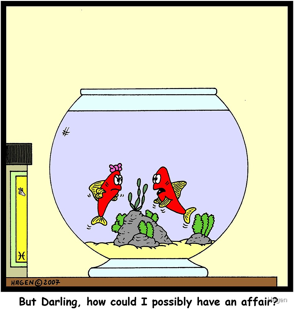 Goldfish Affair by Hagen