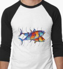 Cassanella - dream fish Men's Baseball ¾ T-Shirt