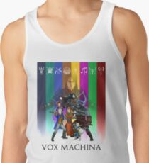 Camiseta de tirantes Vox Machina Assemble