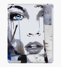 back in the studio iPad Case/Skin