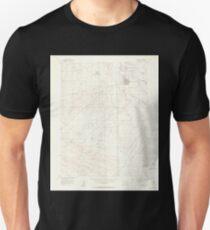 USGS TOPO Map Colorado CO Walden 401893 1955 24000 T-Shirt