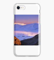 Main Range Dawn iPhone Case/Skin