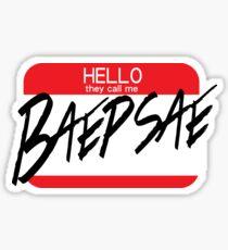 Baepsae! Sticker