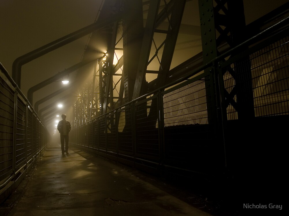 Lonely Night by Nicholas Gray