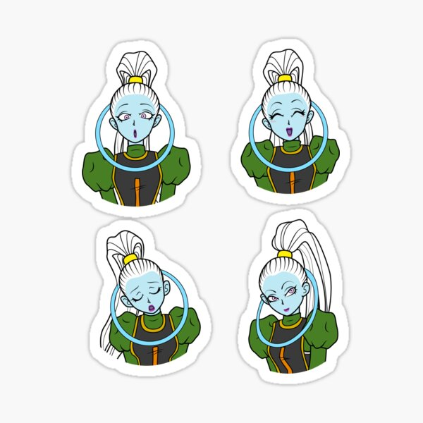 Blue Angel Expressions Sticker