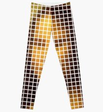 Mona Lisa Deconstructed Leggings