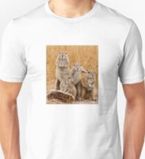 Squirrel Album Cover Unisex T-Shirt