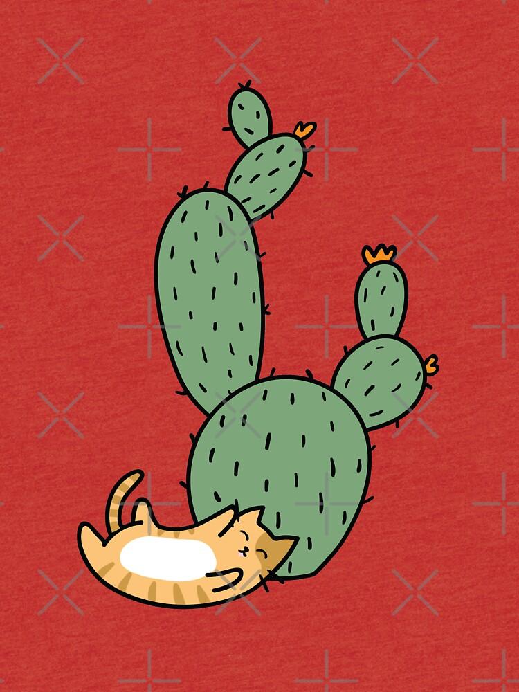 Cacti Cats by Shopzoki