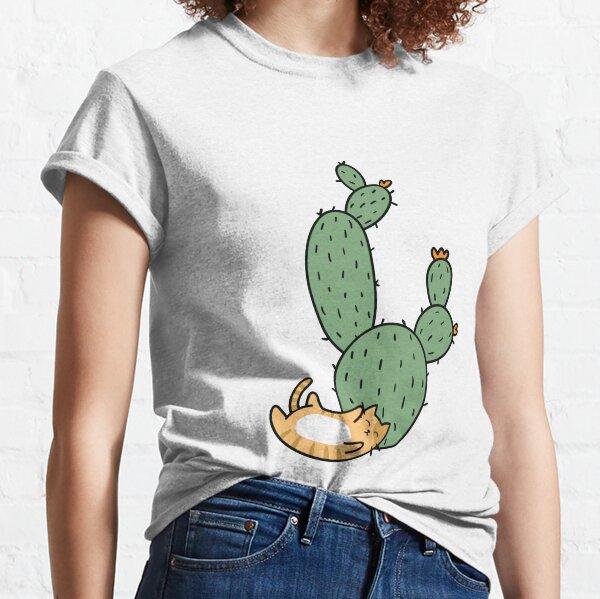 Kakteenkatzen Classic T-Shirt