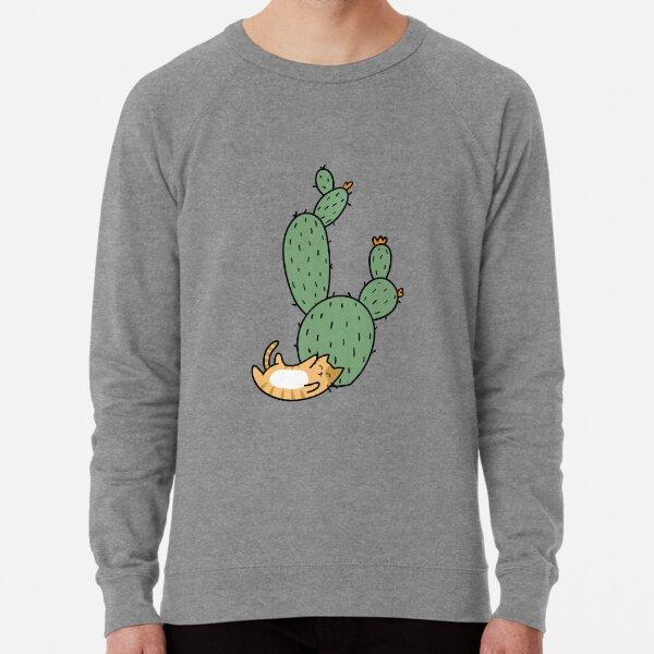 Cacti Cats Lightweight Sweatshirt