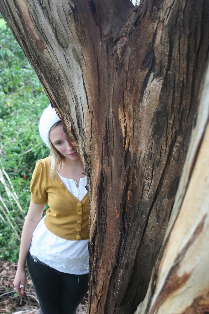 Tree Fairy by phatferal