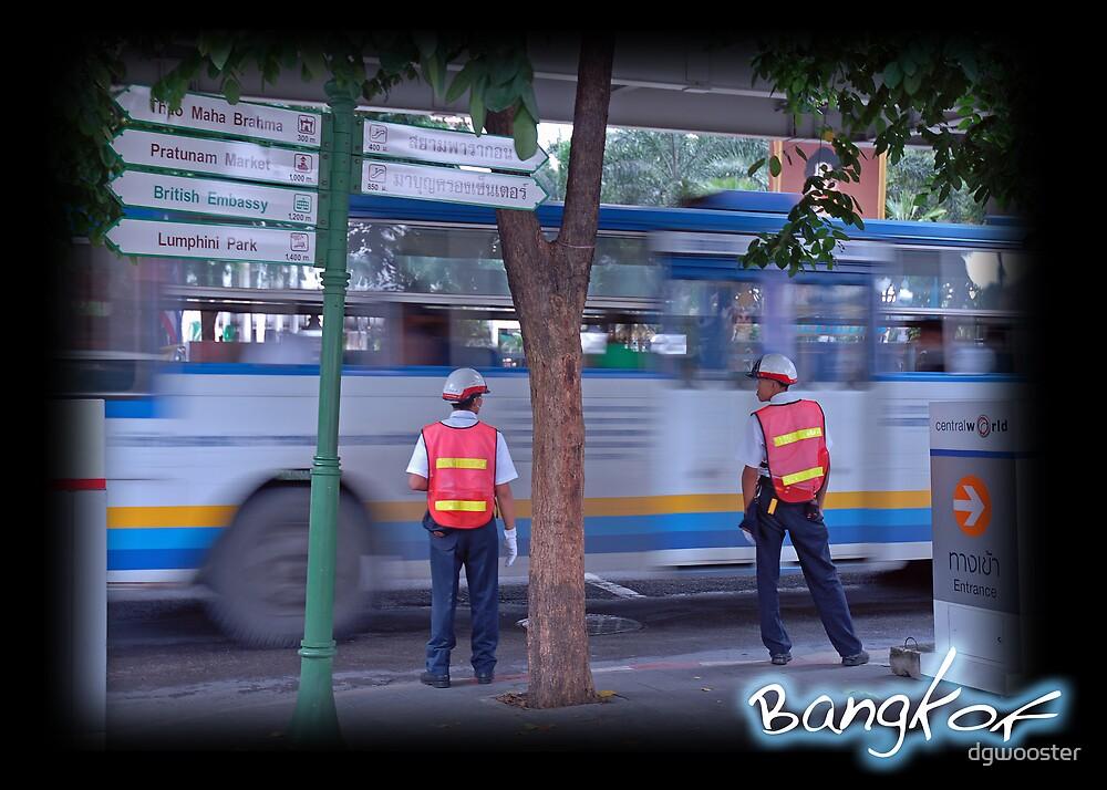 Bangkok Traffic by dgwooster