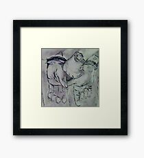 Arrested Framed Print