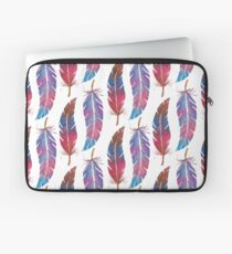 Feathers Two Ways Laptop Sleeve