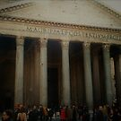 The Pantheon by TheaShutterbug